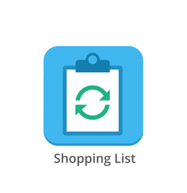 Shopping List Simple app